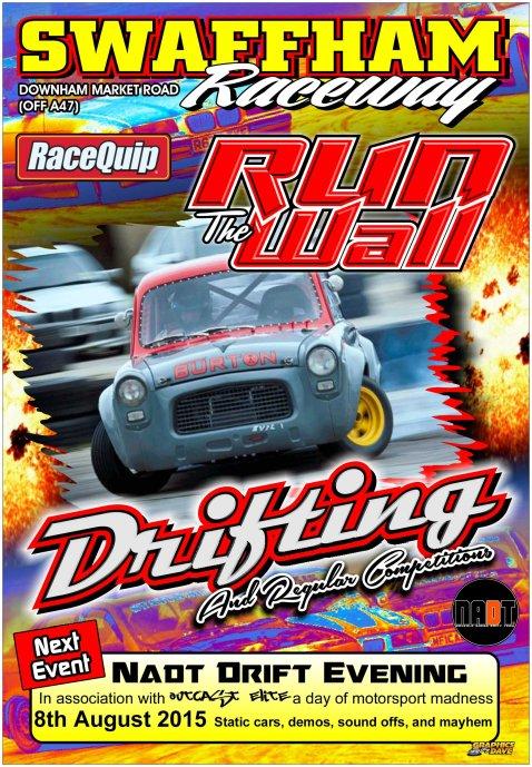 swaffham poster 2014 8 drift 1